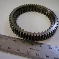 Ring gear 65mm diameter